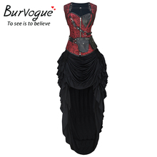 Burvogue Women Gothic Steel