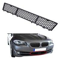 Car Front Bumper Center Mesh Grille Grill Cover For BMW 520d 520i 520Li 523i 523Li 525d