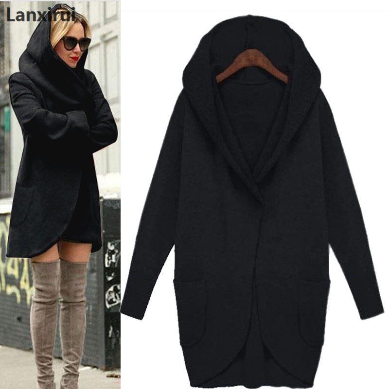 Gut Frauen Lange Woll Mäntel Für Frauen Herbst Winter Frühling Mode Frauen Wolle Mäntel Rosa Damen Jacken Koreanische Outwear