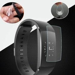 5Pcs/Lot Anti-Scratch Soft TPU Ultra Clear Protective Film For iwown i6 Pro / i6Pro Smart Wrist Watch Full Screen Protector