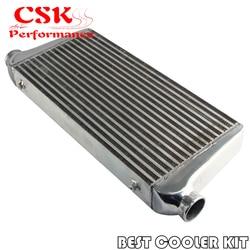 Aluminiowy przedni uchwyt Turbo Intercooler 600*300*76mm In/outlet 2.5