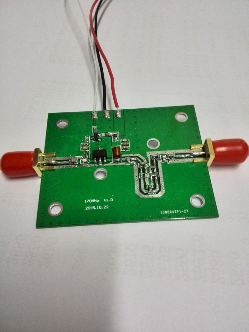 Aiyima Radio Frequency Amplifier 2w 20db Rear Amp Board Rf Power Module In From Consumer Electronics On Alibaba Group