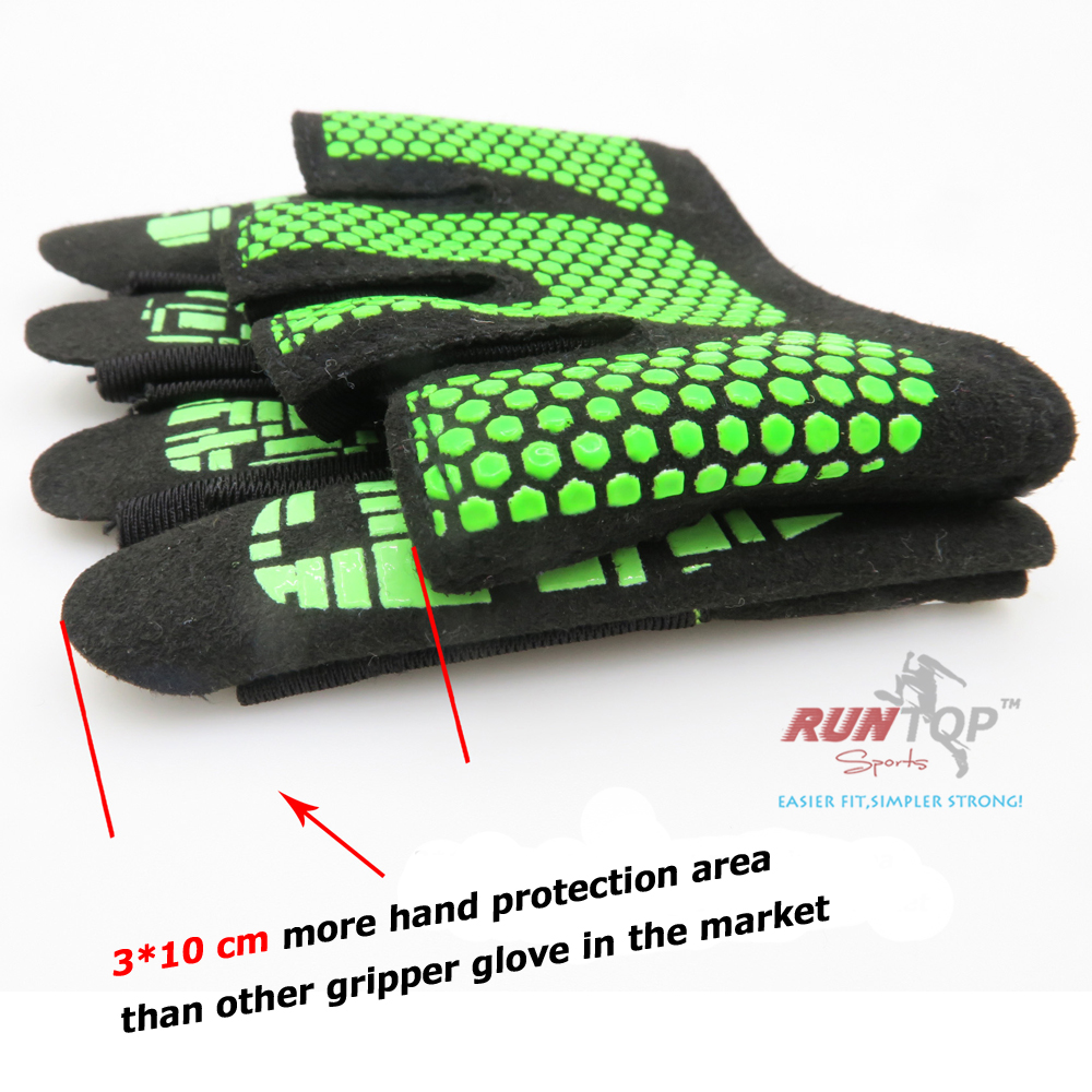 Excel Fitness Gloves: RUNTOP Silicone Crossfit Glove Women Workout Fitness GYM