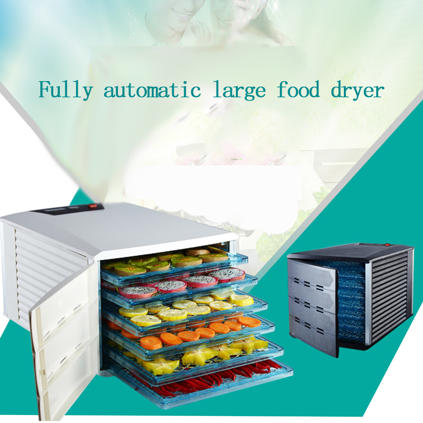 1pcs 6 layer Dry machine food dehydrator Air dry machine, fruit, vegetable, pet meat, food, dryer1pcs 6 layer Dry machine food dehydrator Air dry machine, fruit, vegetable, pet meat, food, dryer