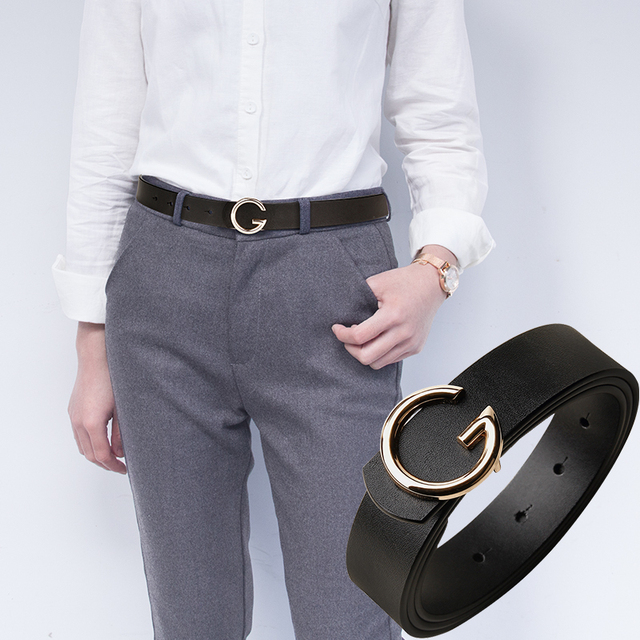 G BELT high quality fashion belts for women