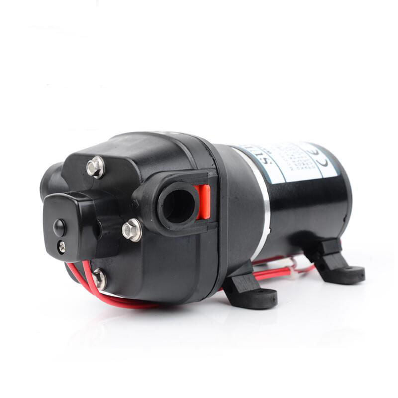FL 40 12V24V DC Small Diaphragm Pump Vacuum Suction Flow Irrigation Automatic Drainage Pump in Pumps from Home Improvement