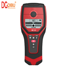 MD120 Professional Multifunctional Handheld Wall Detector Metal Wood AC Cable Finder Scanner Accurate Diagnostic-tool