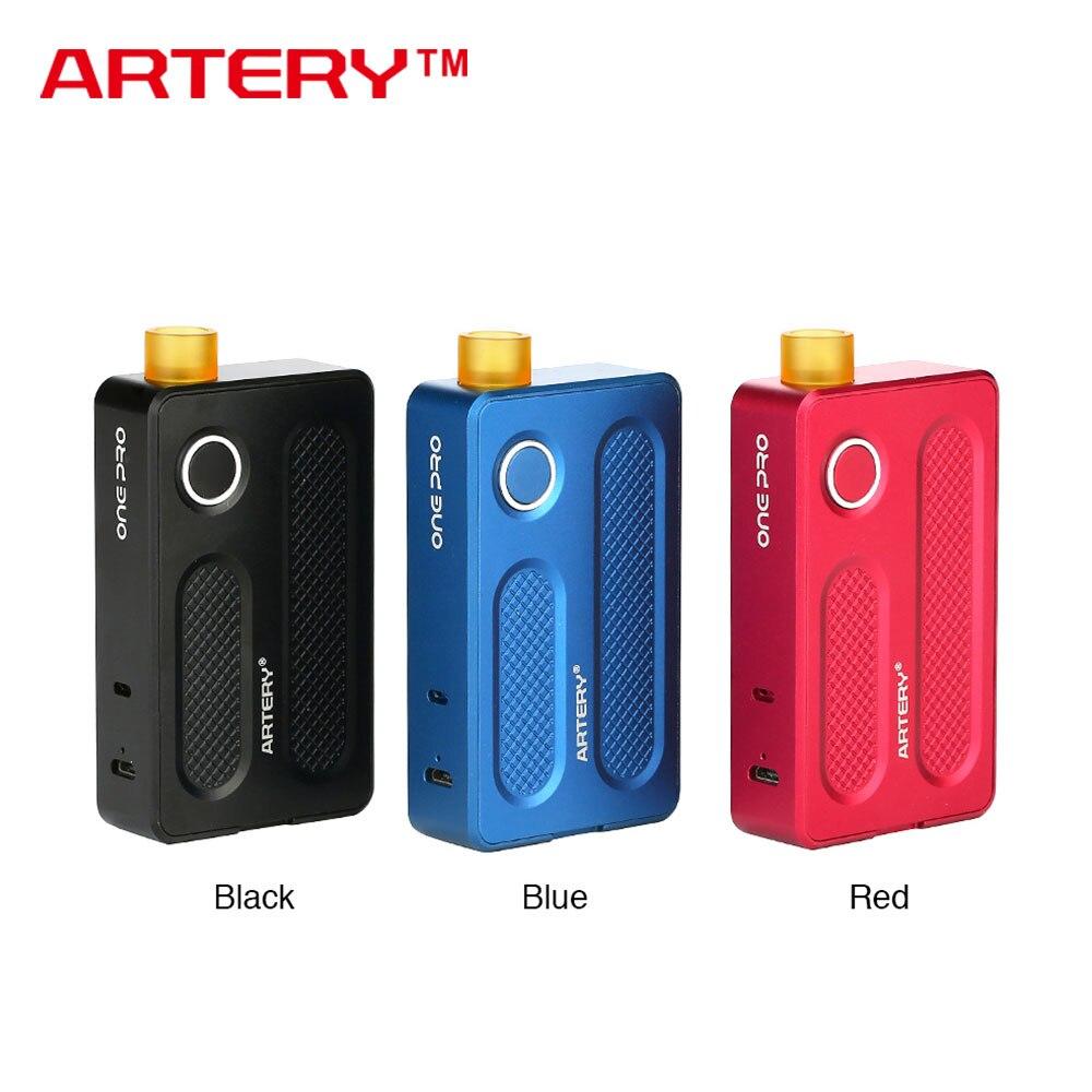 Nouveau Kit artère PAL One Pro batterie 1200 mAh capacité de la dosette 2 ml et système de remplissage à glissière e-cigarette Kit de vapotage Anti-fuite Pal one