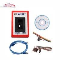 באיכות גבוהה AK90 מפתח מתכנת AK90 + לכל BMW EWS גרסת V3.19 AK 90 מכונה עותק מפתח משלוח חינם