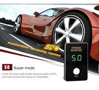 Мини 8 автоматический режим Гонки части автомобиля электронный контроллер дроссельной заслонки Sprint сильный Booster для Mercedes Benz C200 2016 Новинка