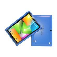 GOOD SALE!!! 7 inch tablet pc A33 Q88 512RAM 4GB ROM Android 4.4 OTG WIFI dual cameras Quad core 1024x600 Bluetooth