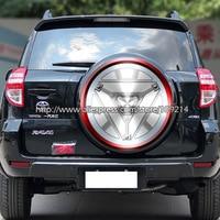 Hot sale Iron man SHIELD Auto SUV Sticker Decals Waterproof Large Size YYY06