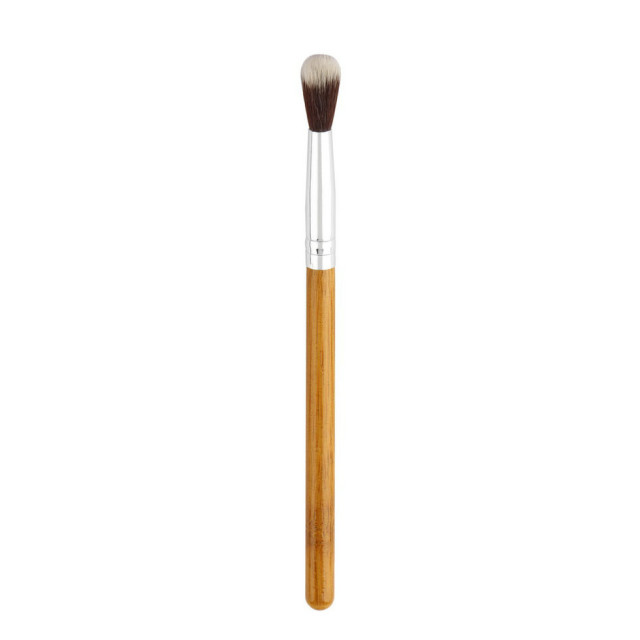 2017 Bamboo Handle Makeup brushes Synthetic Fiber Foundation Eyeshadow brush Cosmetics Make up brush Pinceis de maquiagem