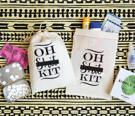 d7001f8a30a personalized Oh Sh*T Kit Hangover Kit wedding favor gift Welcome Bags  Bachelorette hem bridal shower party gift bag-in Gift Bags & Wrapping  Supplies from ...
