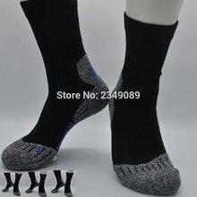 1 пара, европейские махровые теплые толстые зимние походные носки, мужские носки, женские носки