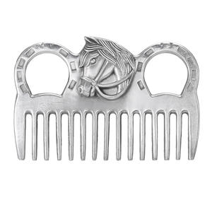 Products Horse-Care Comb Horse-Grooming-Tool Tail Mane Metal Pulling Aluminum-Alloy