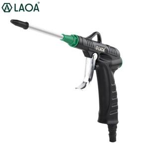 Image 2 - LAOA High Pressure Aluminum Alloy Blow Gun Air Gun Jet Gun Professional Cleaning Tools Dust Blow Gun