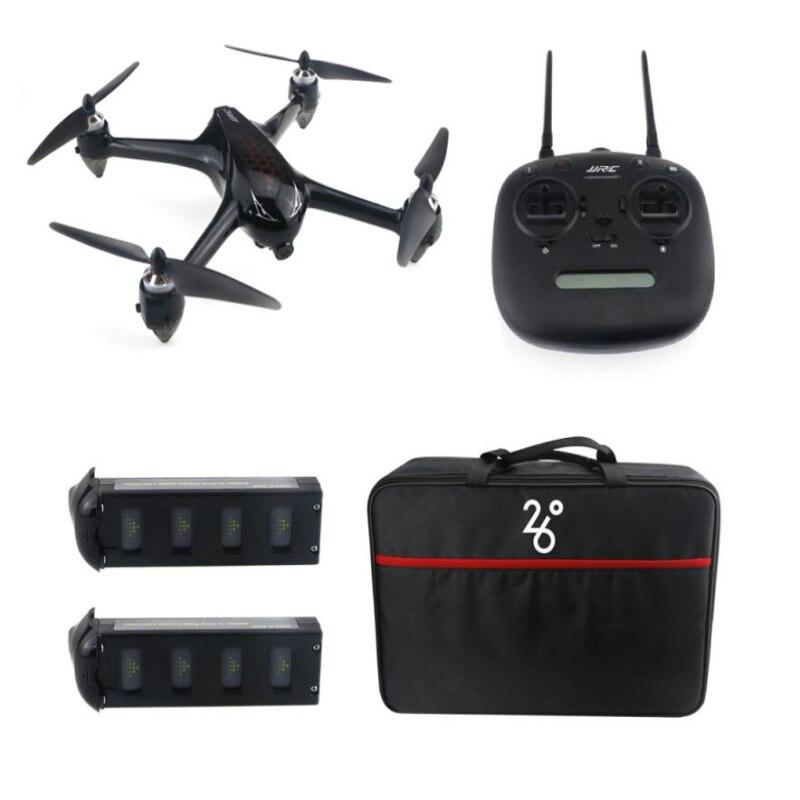 GPS positionnement ensemble hauteur suivez-moi WIFI FPV RC hélicoptère Drone 5G 1080 P WiFi Servos caméra sans balai RC quadrirotor VS X8PRO