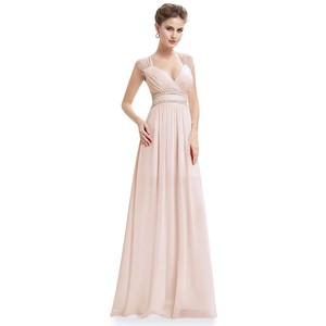 Image 4 - Goedkope Plus Size Prom Dresses Lange 2020 Elegante V hals Bourgondië A lijn Robe De Soiree Sexy Lange Party Formele Jurk Voor bruiloft