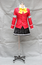 Anime Fairy Tail Wendy Marvell Uniforms cosplay costumes for Women