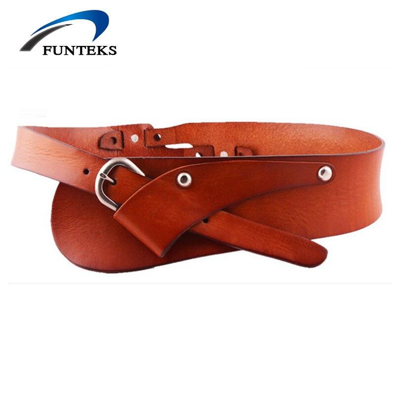 2017 Nuevo Diseñador de Lujo Cinturones Moda Mujer Cinturón de - Accesorios para la ropa