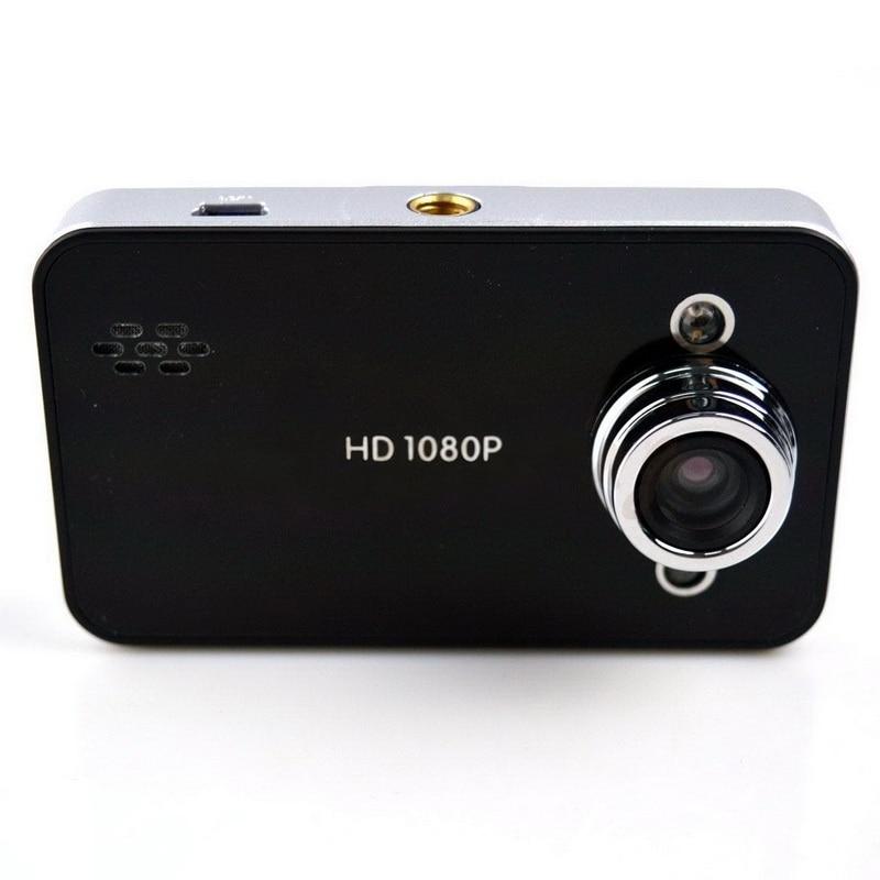 K6000 Car DVR 1080P Full HD Dash Cam 2.4'' HD Screen Night Vision 140 Wide Angle Lens Auto Car Camera Video Recorder Car-Styling