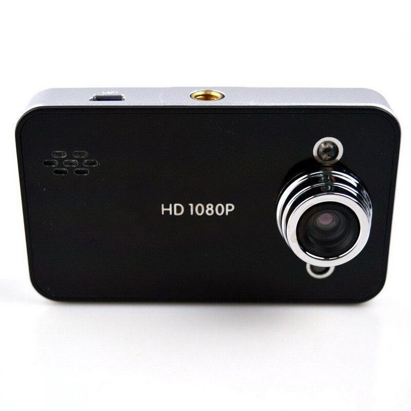 K6000 Voiture DVR 1080 P Full HD Dash Cam 2.4 ''HD Écran nuit Vision 140 Grand Angle Lentille Auto Voiture Caméra Vidéo Enregistreur voiture-Style