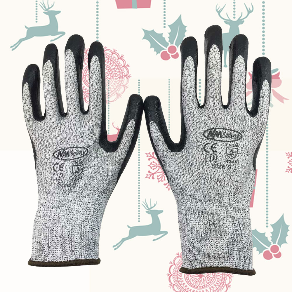 NMSafety New Arrival 100% Working Protective Gloves Cut-resistant Anti Abrasion Safety Gloves макеев а номер с видом на труп