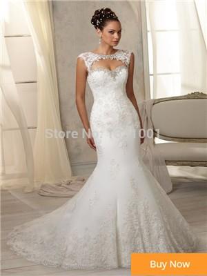 Vestido-De-Noiva-Sereia-Sexy-2015-Romantic-Mermaid-Wedding-Dresses-Beaded-Weding-Dress-To-Party-Vestido
