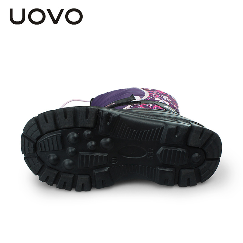 UOVO-Kids-Snow-Boots-Girls-Boys-Snow-Boots-Flower-Fashion-Winter-Shoes-Children-Boots-4