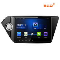 9 Inch Android Car DVD Player GPS For Kia Rio K2 2012 2013 2015 Audio Car
