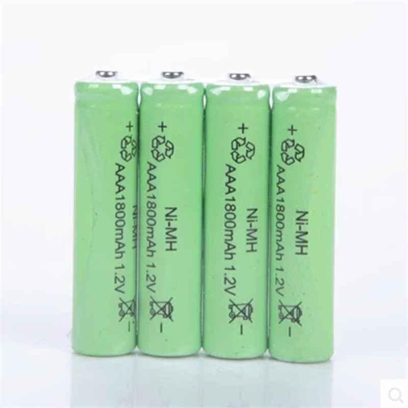 20pcs AA 1200mAh Ni MH Rechargeable Batteries 20 pcs AAA 1800mAh Rechargeable Batteries in Replacement Batteries from Consumer Electronics