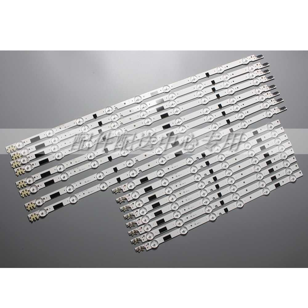 16 pcs x 46 inch LED 2013SVS46F D2GE-460SCA-R3 voor Samsung CY-HF460BGLV1V BN95-00891A UA46F5080AR/5500AJ UA46F6100AJ UA46F6420AJ