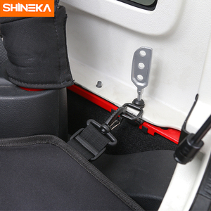 Image 5 - SHINEKA 4 דלתות רכב Trunk כיסוי זנב דלת בורג אבזם לפרק לפרק לרדת כלי Remover עבור ג יפ רנגלר JK 2007 +