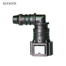 KCSZHXGS 9,49 ID8 Быстрый топливный соединитель мужской женский соединитель для 8-10 мм соединители топливного шланга 1 шт