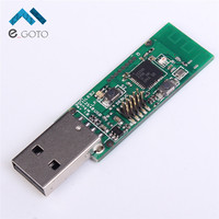 Wireless Zigbee CC2531 Sniffer Packet Protocol Analyzer Module USB Interface Dongle Capture Packet