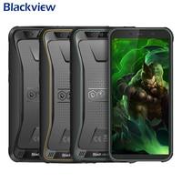 Original Blackview BV5500 Pro Mobile Phone 5.5 inch 3GB+16GB Quad Core MT6739V Android 9.0 4400mAh Dual SIM NFC Smartphone