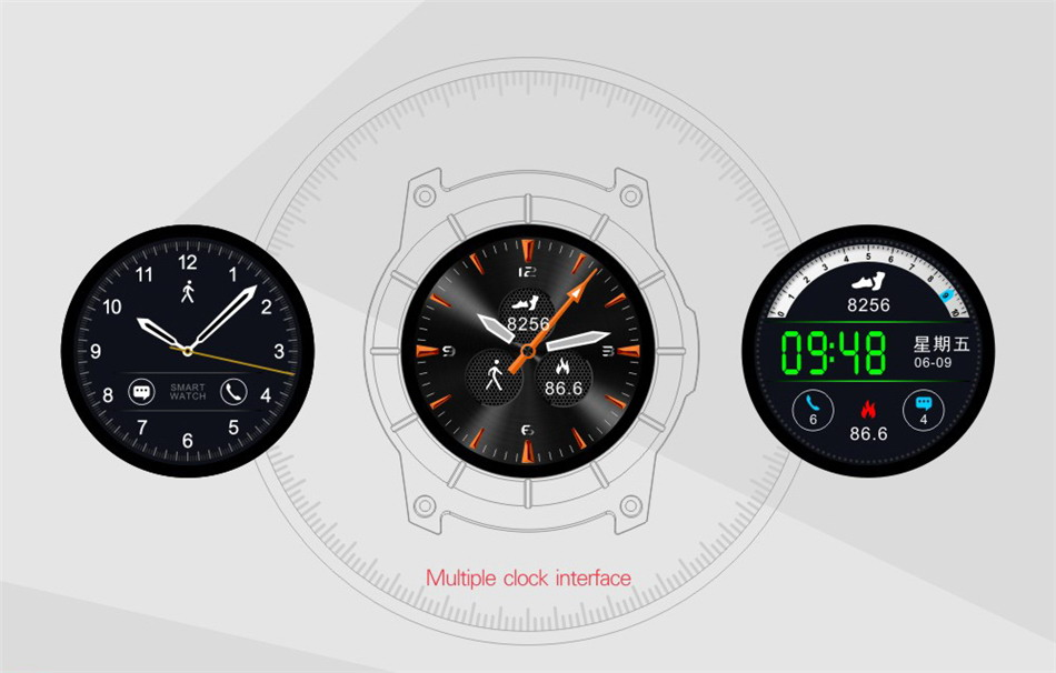 Makibes G05 GPS Smart Watch (13)