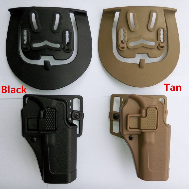 Tactical 100 genuine Military Army Tactical for hunting police guns accessories belt CQC holster for Glock
