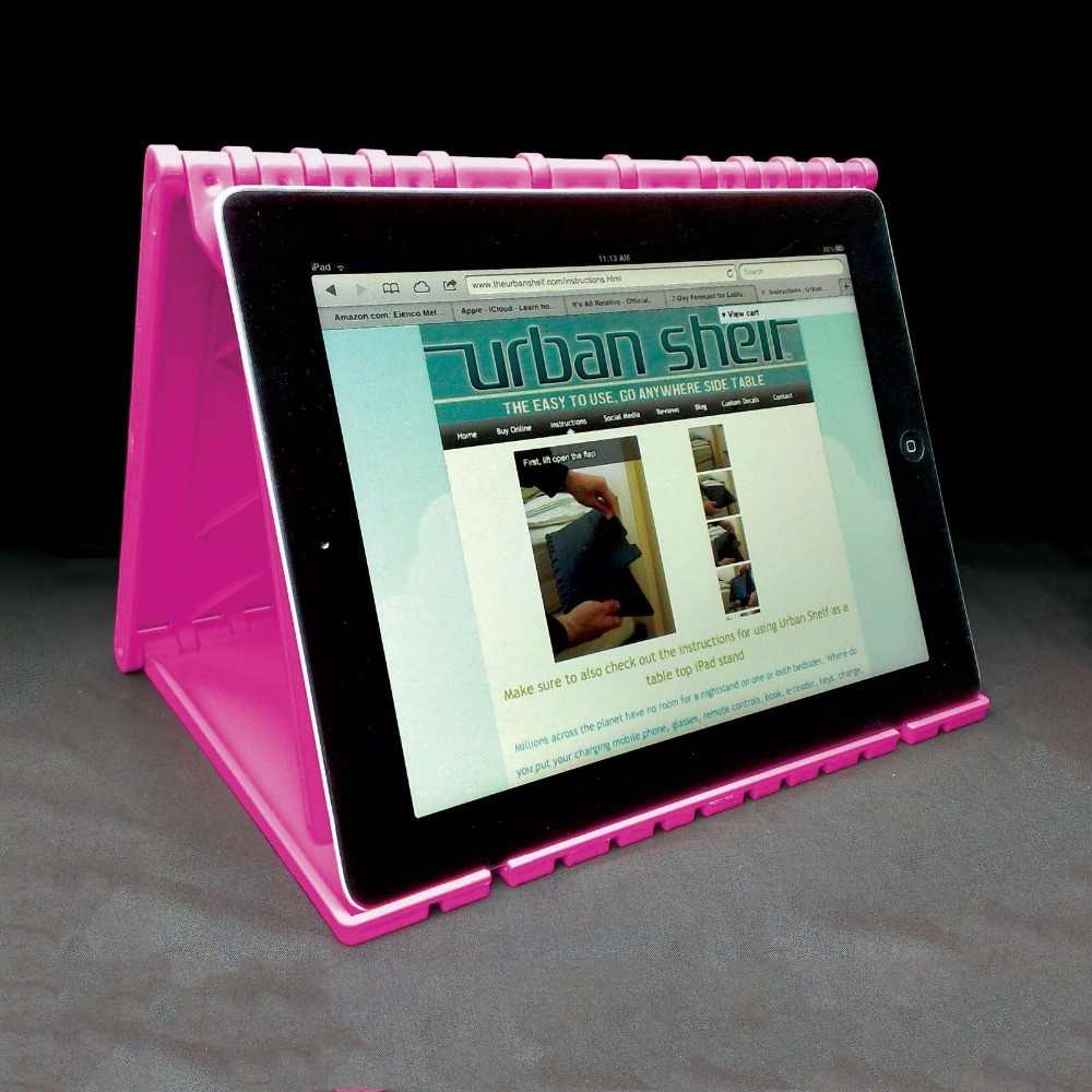 Floating Nightstand For Iphone Also Ipad Tablet Table Lap Stand In