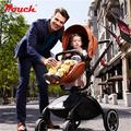 3-in-1 Travel System, High Landscape,Folding Baby Stroller/Pram/F90