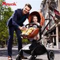 Sistema de Viagem 3-em-1, alta Paisagem, Dobrável carrinho de Bebê Carrinho De Criança/Carrinho De Bebê/F90