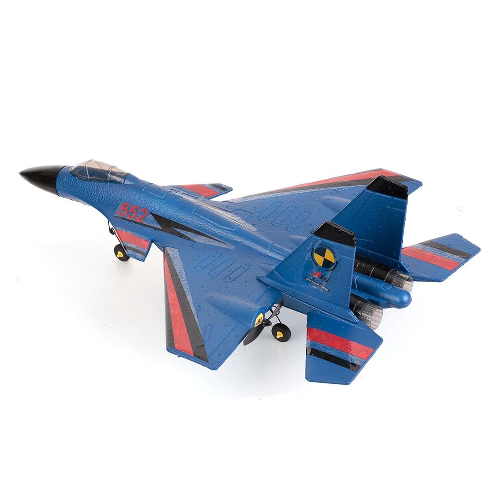 RC 飛行機 FX 861 2.4 グラム 2CH 480 ミリメートル翼幅リモコン戦闘機固定翼光 EPP 飛行機 Rtf  グループ上の おもちゃ & ホビー からの ラジコン ヘリコプター の中 3