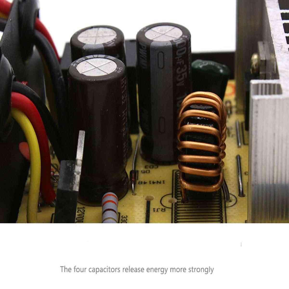 240 Вт Автомобильный Электрический конвертер DC 24 V-12 V 20A источник питания с инвертором трансформатор Автомобильные инверторы