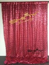 shinybeauty 20x10ft 240x120 inch fuchsia sequin gordijnen foto gordijnen luxe sequin phtotgraphy