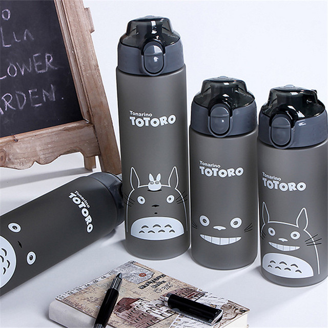 Totoro Water Bottle