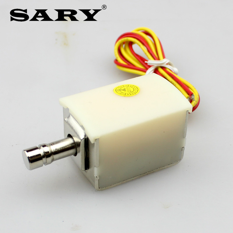 XG-01 miniature solenoid valve lock drawer cabinet lock lock small mini mini electric lock free shipping 10pcs diy abs material dc12v supermarket cabinet lock cabinet lock drawer small electric lock