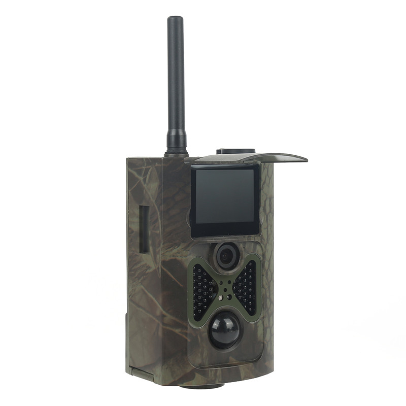 HC550M HD 16MP Trail Camera chasse MMS GSM GPRS SMS Control Trap photo Wild Camera With 24 IR LEDs Wildlife Camera For Hunting trail hunting camera 3g wcdma photo trap mms gprs 16mp hd wildlife video game camera with night vision ir leds 3g hunting camera