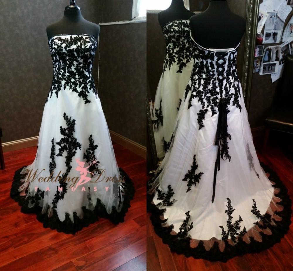 Gothic Corset Wedding Dresses – fashion dresses