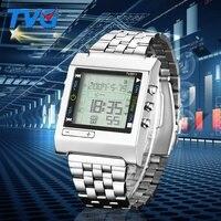 New Tvg Sports Watch Men Top Brand Luxury Led Digital Watches Male Luminous Clocks Relojes Deportivos Herren Uhren
